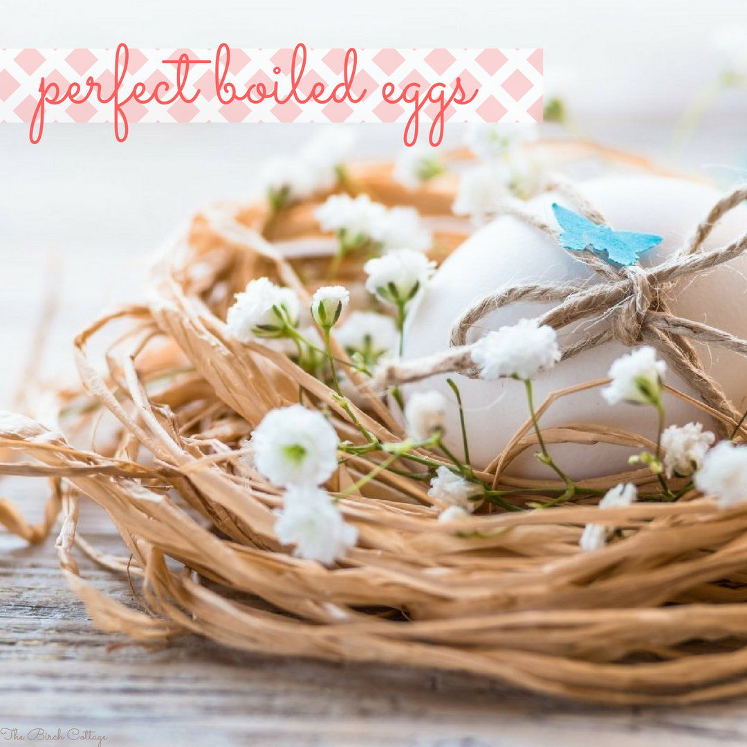Make these Instant Pot Boiled Eggs just in time for all your Easter egg needs!