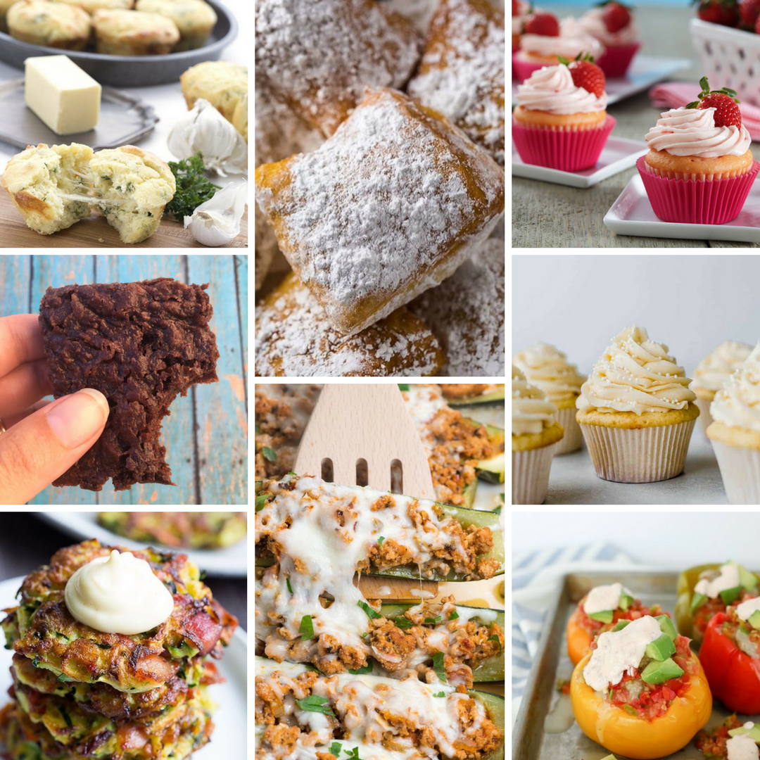 8 Family Friendly Recipes from Instagram by The Birch Cottage #instagram #recipes #zucchini #brownies