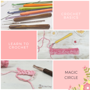 Learn to Crochet the Magic Circle by The Birch Cottage