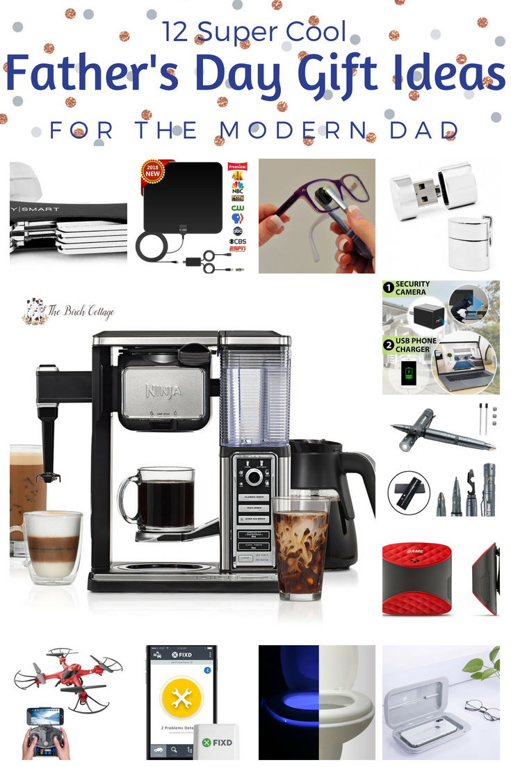 Father's Day Gift Ideas for the Modern Dad by The Birch Cottage