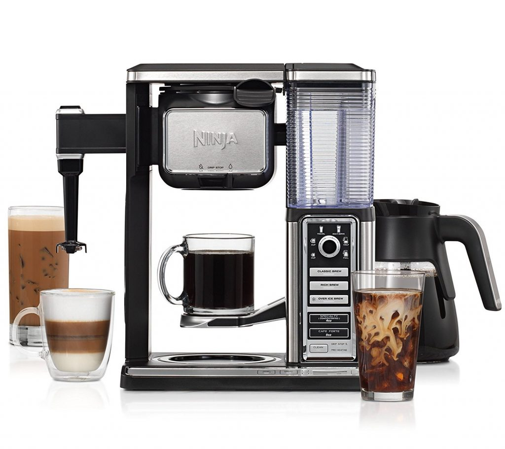 Father's Day Gift Ideas: Ninja Coffee Bar Brewer CF091