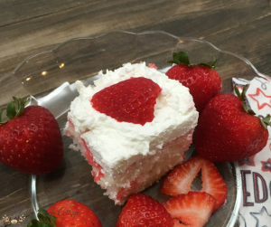 Strawberry Gelatin Poke Cake Recipe – The Perfect Summer Dessert