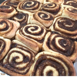 Best Ever Cinnamon Rolls Recipe? You be the judge!