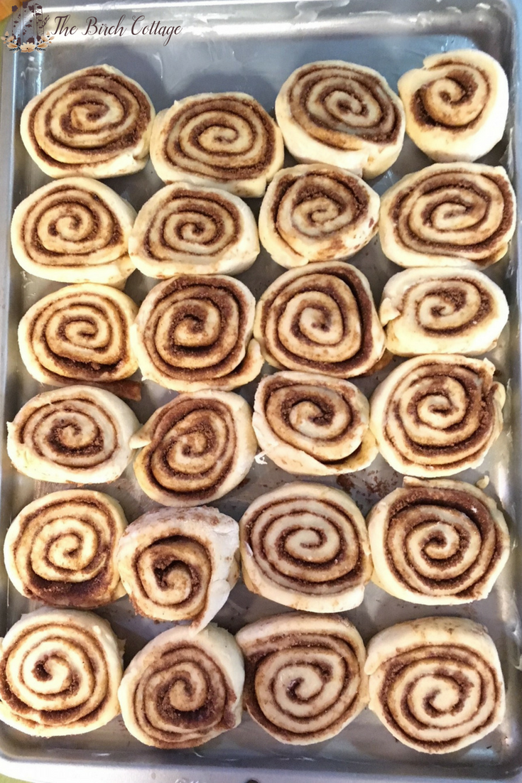 Best Ever Cinnamon Rolls by The Birch Cottage