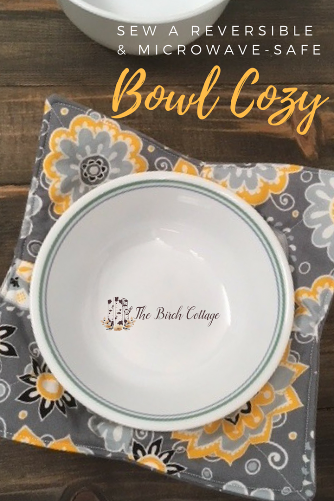 Bowl Cozy by The Birch Cottage