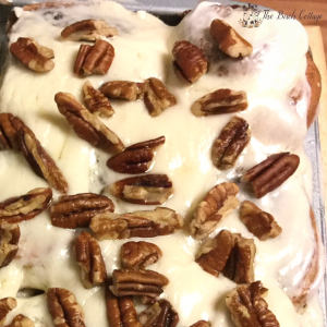 Best Ever Cinnamon Rolls by The Birch Cottage
