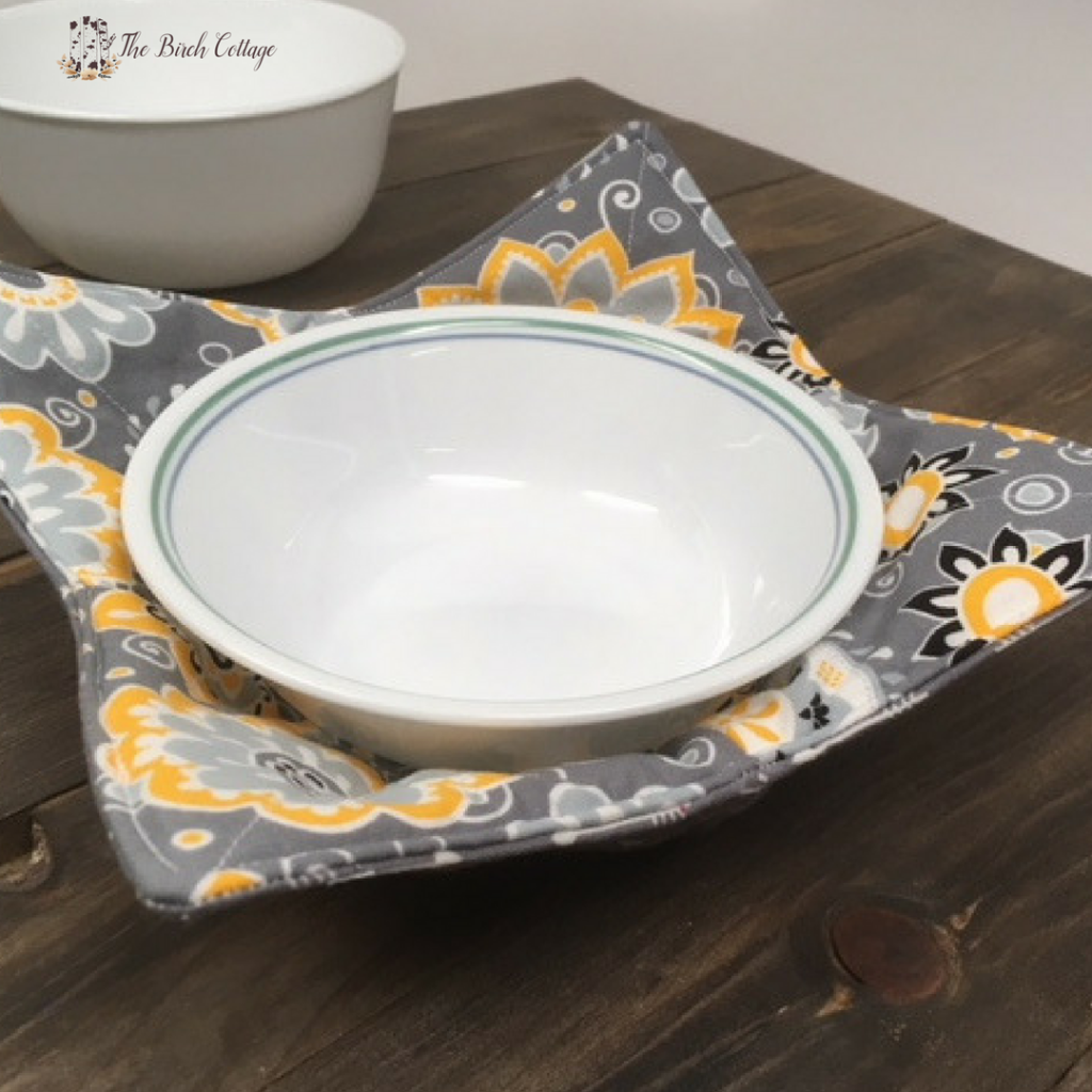 Microwave Safe Bowl Cozy