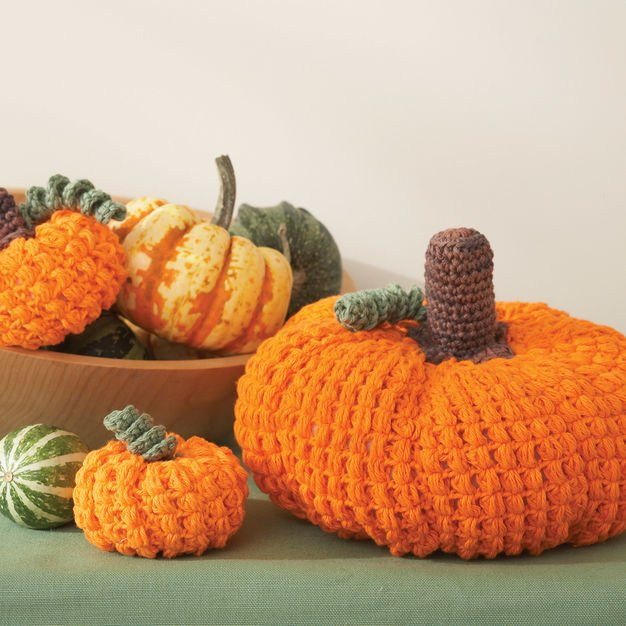 Yarnspiration pumpkin
