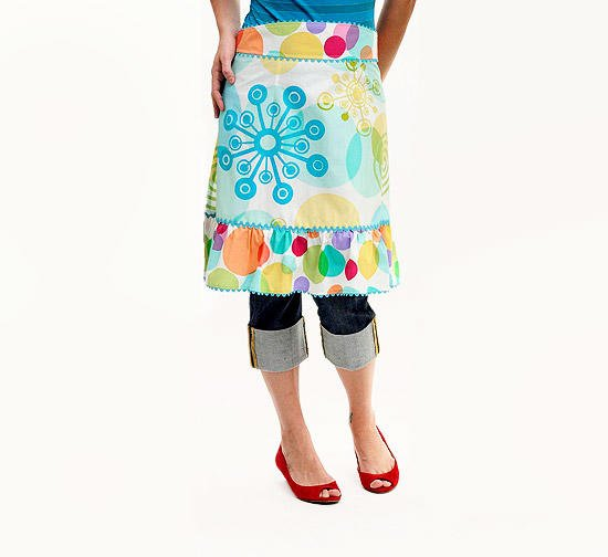 BHG Easy Retro Apron