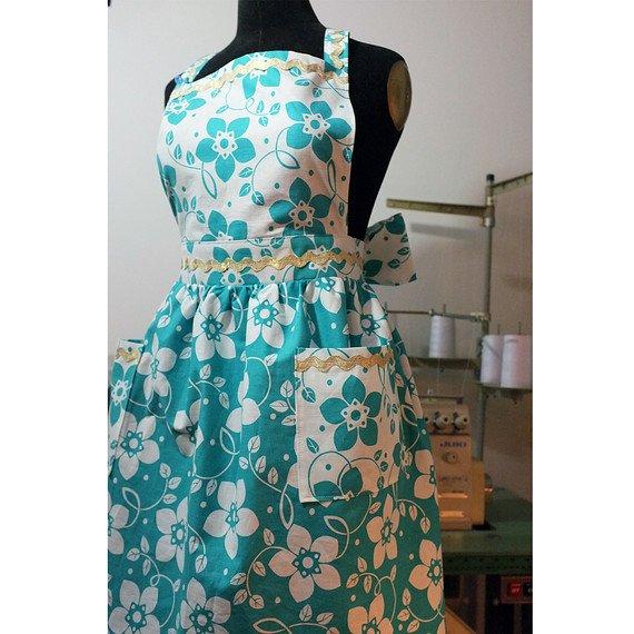 Martha Stewart Vintage Inspired Apron