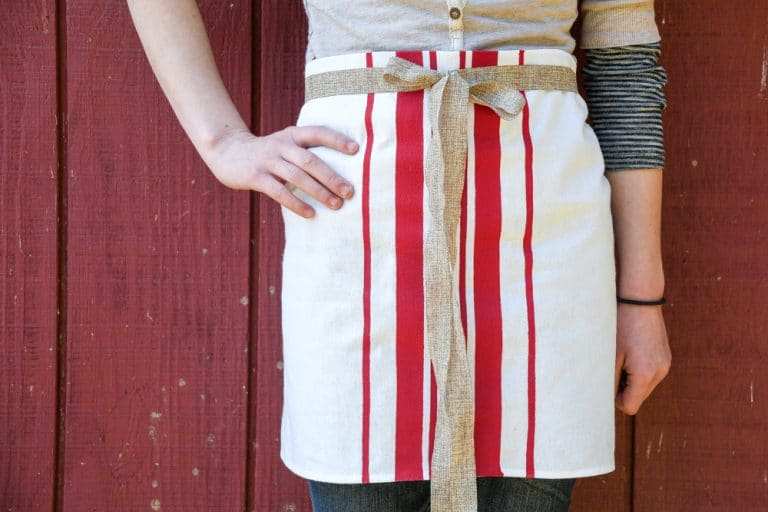 Reformation Acres French Bistro Apron