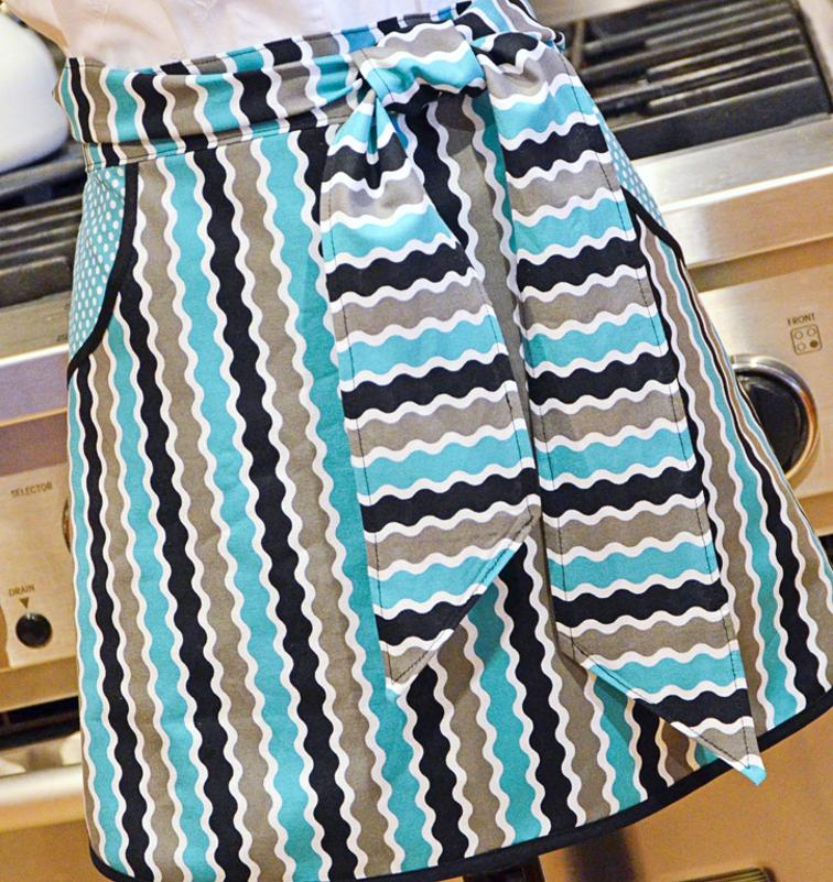 The Seasoned Homemaker Washday Chic Apron