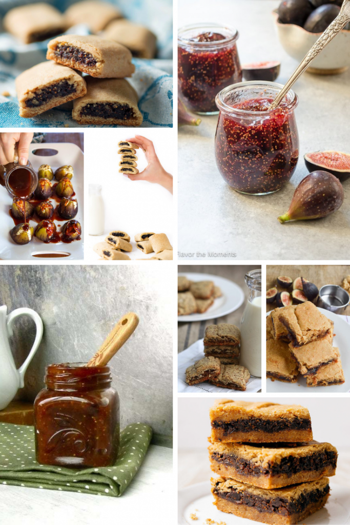 8 Fig Recipes by The Birch Cottage