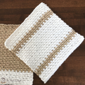 Crochet The Birch Cottage Dishcloth