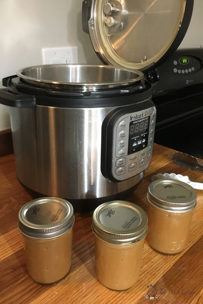 Instant Pot Dulce de Leche Recipe by The Birch Cottage