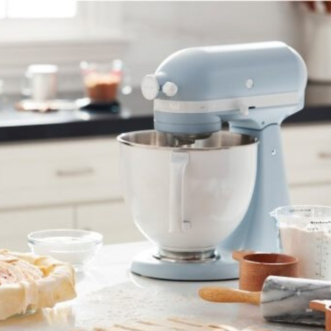 Kitchenaid Heritage Artisan 100 Anniversary Stand Mixer Giveaway