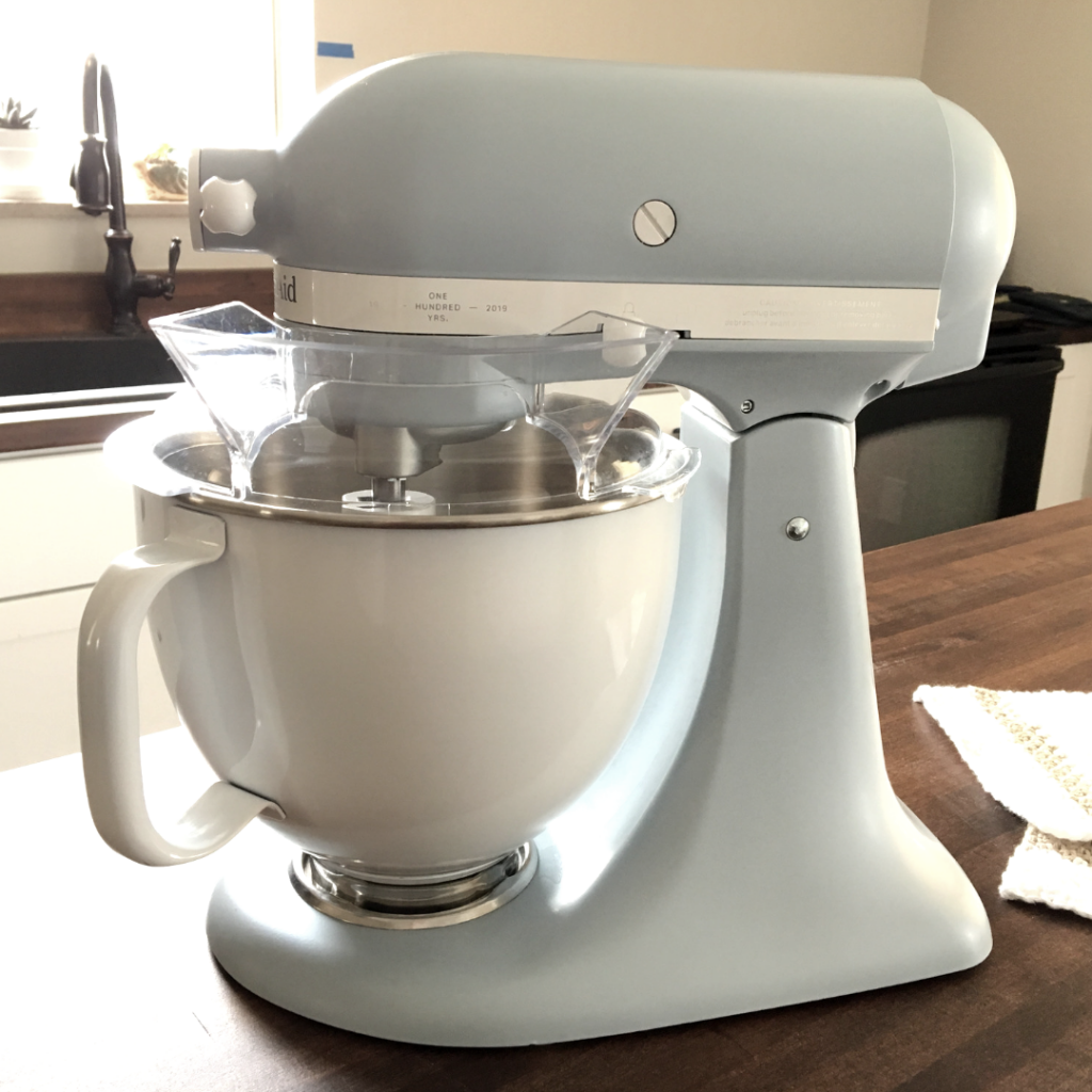 KitchenAid Heritage Artisan 100 Anniversary Stand Mixer by The Birch Cottage