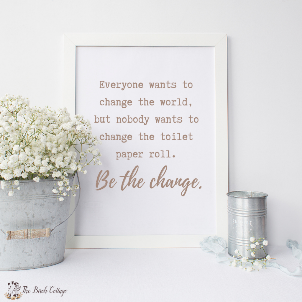 graphic relating to Printable Bathroom Quotes named 12 Absolutely free Printable Rest room Humor Prints - The Birch Cottage