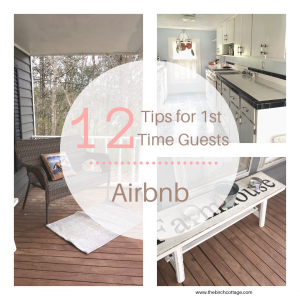 Airbnb Tips by The Birch Cottage
