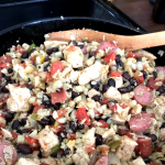 Low Carb Jambalaya Recipe by The Birch Cottage