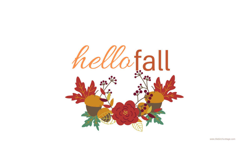Fall Digital Wallpaper For Your Iphone Ipad Desktop The
