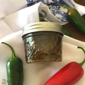 Jalapeno Jelly Recipe by The Birch Cottage