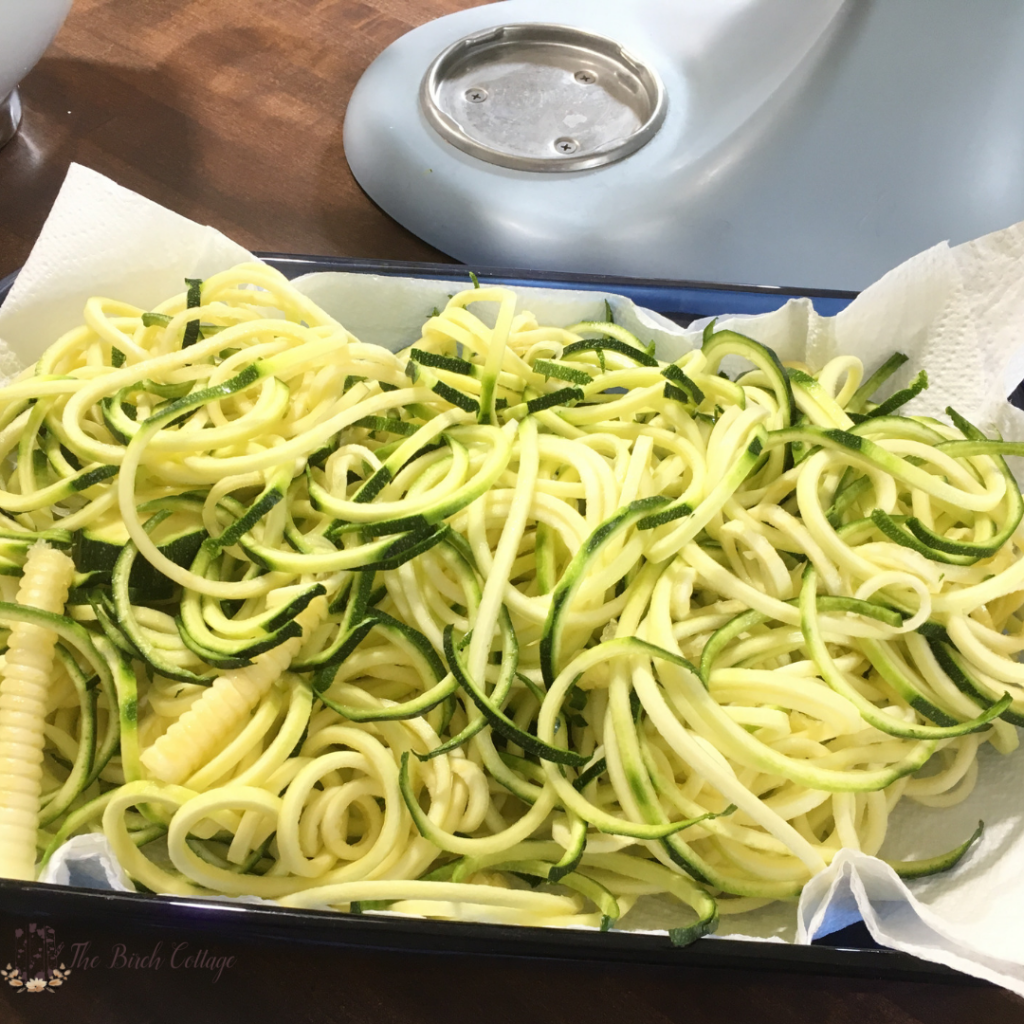 Zucchini naturally contains a lot of water, but your dishes don't have to be watery when you follow these tips to learn how to make zucchini noodles, also called zoodles, that aren't watery.