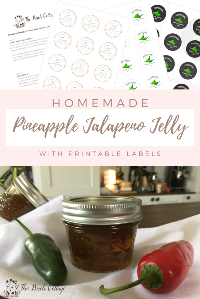 Learn how to can homemade Pineapple Jalapeño