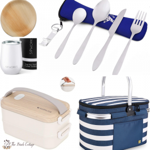 Shop Amazon for the ideal products for a blue and white picnic basket. Complete with a blue and white insulated picnic basket.