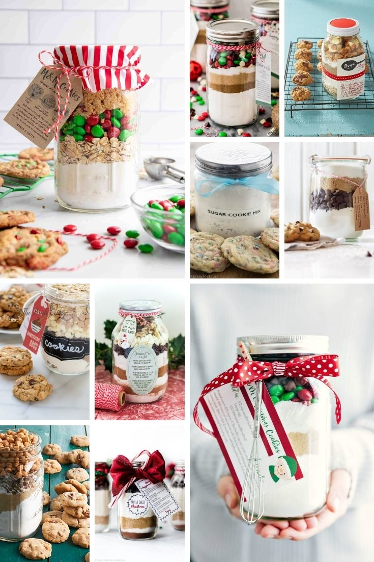 24 cookies in a jar recipes