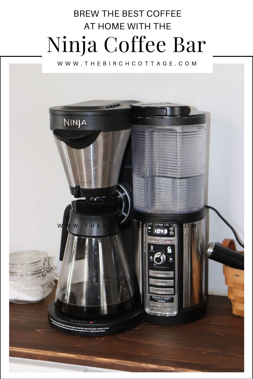 Ninja Coffee Bar machine