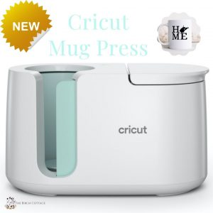 Customize coffee mugs with Cricut Mug Press and get professional looking results! Plus dishwasher safe, no-peeling and perfect results!
