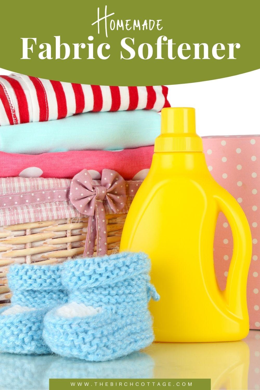 fabric softener bottle