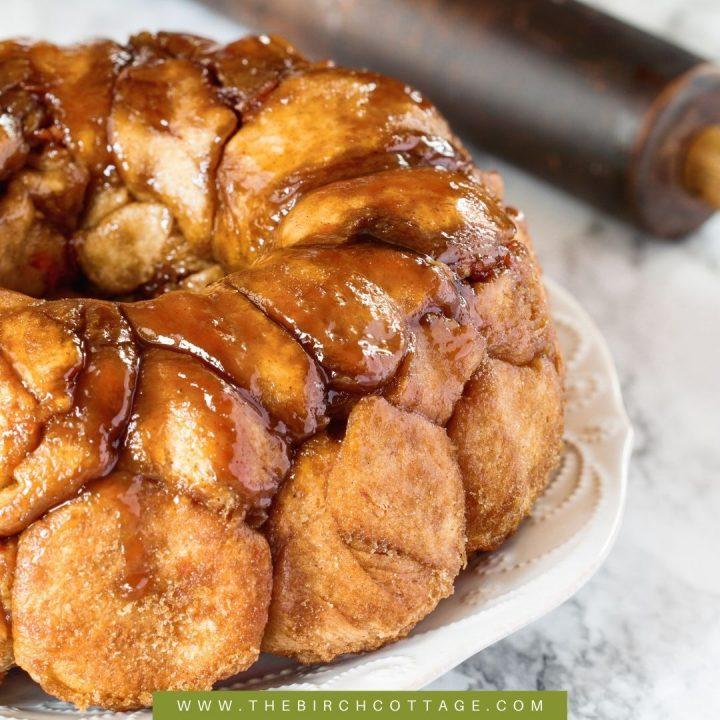 Overnight Rhodes Rolls Monkey Bread