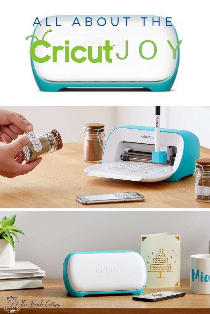 How do you know if the Cricut Joy is the right cutting machine for you? Well, don't be fooled by the Cricut Joy's compact size.