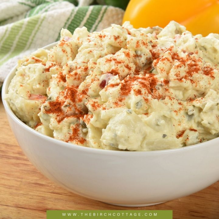 Try this quick, no-messy stoveand delicious Potato Salad Recipe for the Instant Pot® or electric pressure cooker!One of my favorite side dishes is potato salad. Now that I've discovered how to make potato salad in my electric pressure cooker, I love it even more!