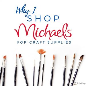 Shop at Michaels for craft supplies for great customer service, coupons, discounts and earn rewards for all your crafting purchases.
