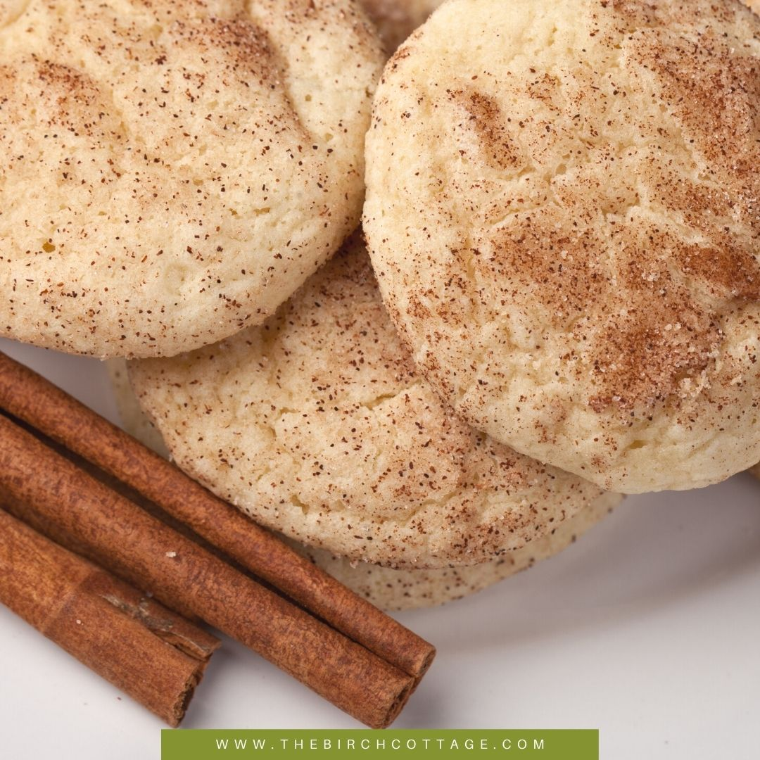 Snickerdoodle cookies are soft, buttery, slightly chewy cookies that are covered in cinnamon sugar. But, the secret to perfect snickerdoodles is using chilled dough.