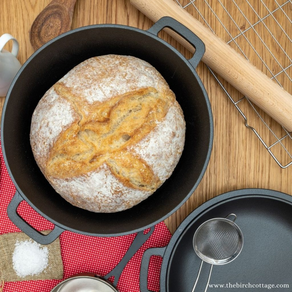 Having the right sourdough bread making equipment can make a big difference in your sourdough bread making success!