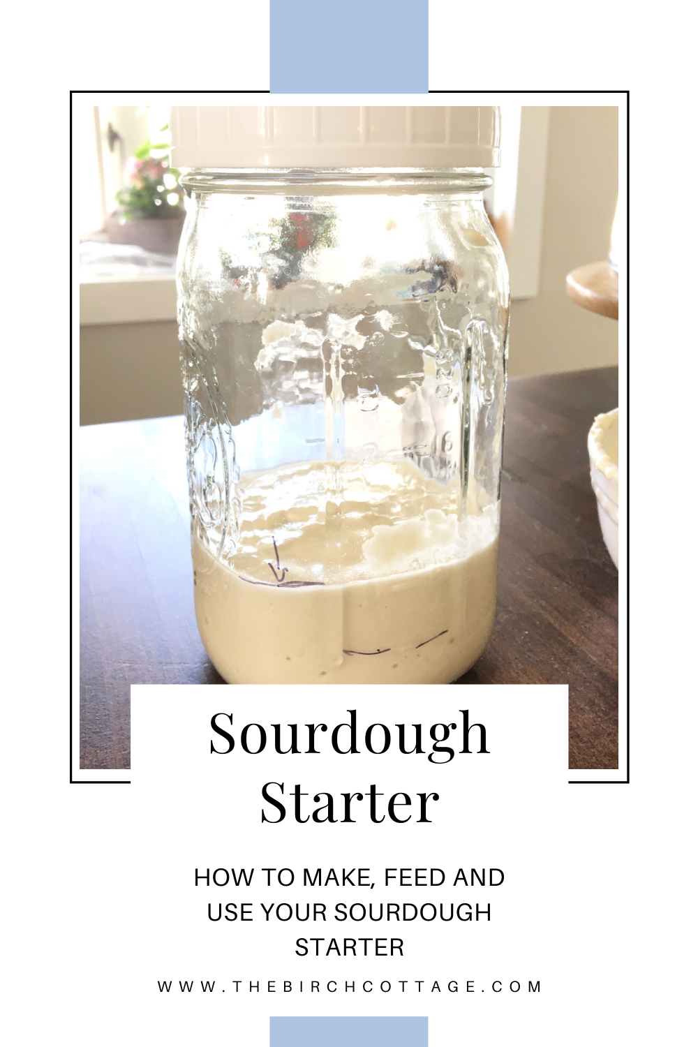 If you've ever wanted to learn how to make your own sourdough starter, just wait until you learn how easy (and delicious) it is!
