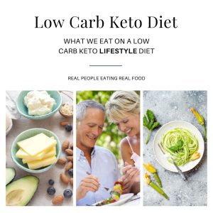 Eating low carb or Keto doesn't have to be complicated. Learn what we eat on our low carb Keto diet and maybe you'll find a new favorite dish.