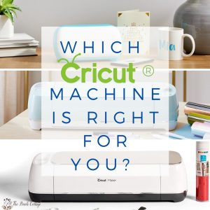 Wondering which Cricut Machine is right for you or maybe contemplating why you need a Cricut? Cricut Joy, Cricut Explore Air 2 or Cricut Maker